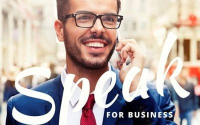 Speak for Business – NEW WORKSHOPS