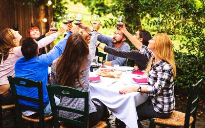 Културни различия: Пристигане навреме на официална вечеря във Франция