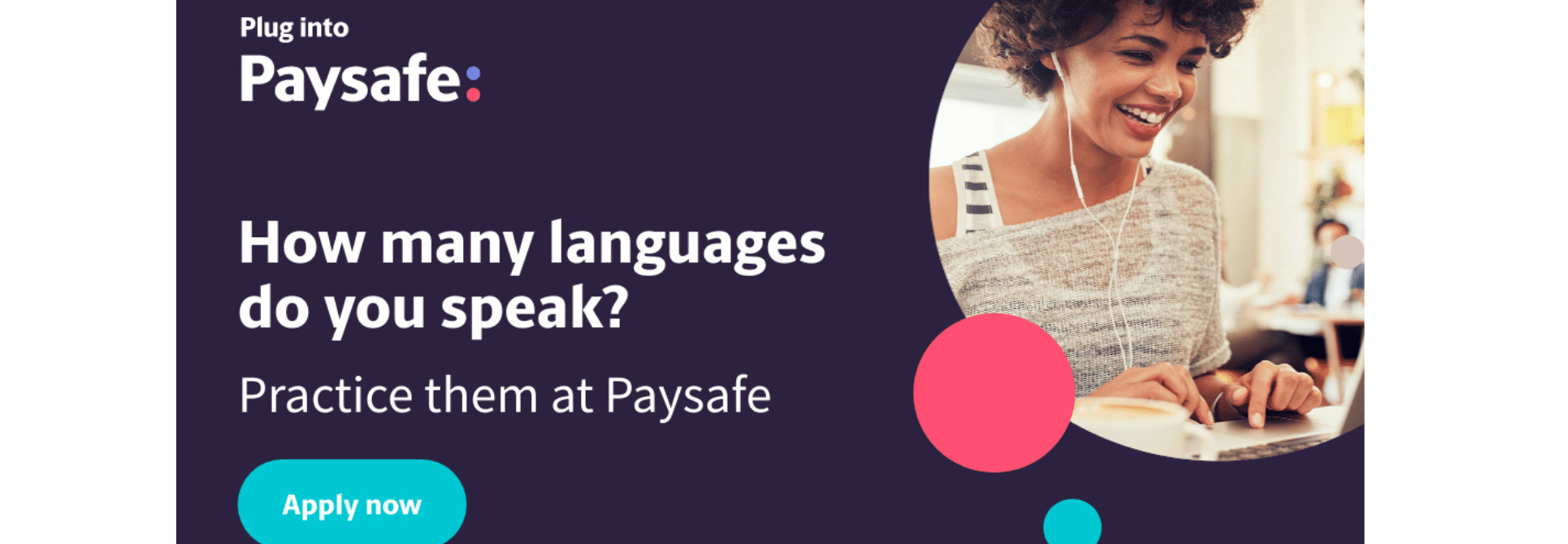Career at paysafe